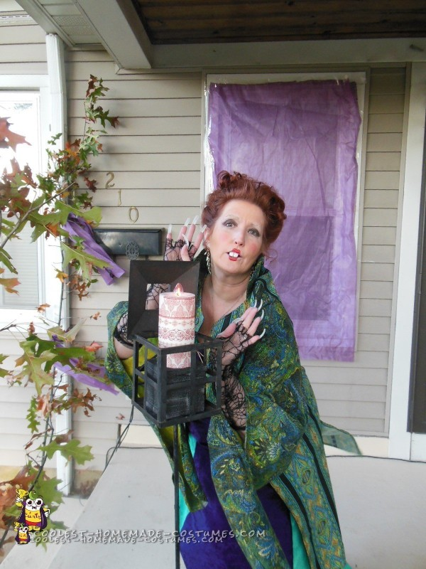Coolest Hocus Pocus Costumes and Front Yard Props