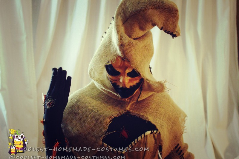 Lady Oogie Boogie Costume