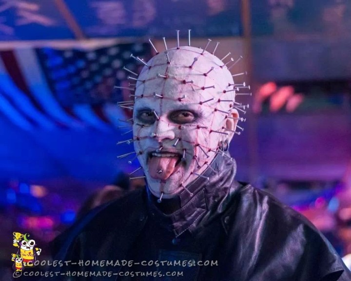 Coolest Hellraiser Pinhead Costume