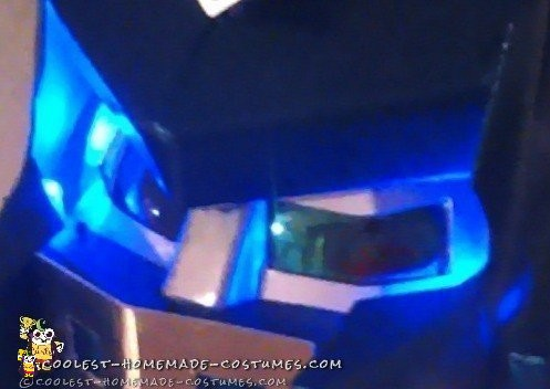 Cool Optimus Prime Costume with Light-Up Matrix - 6