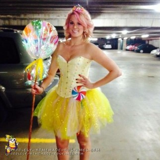 Princess Lolly Costume from Candyland!
