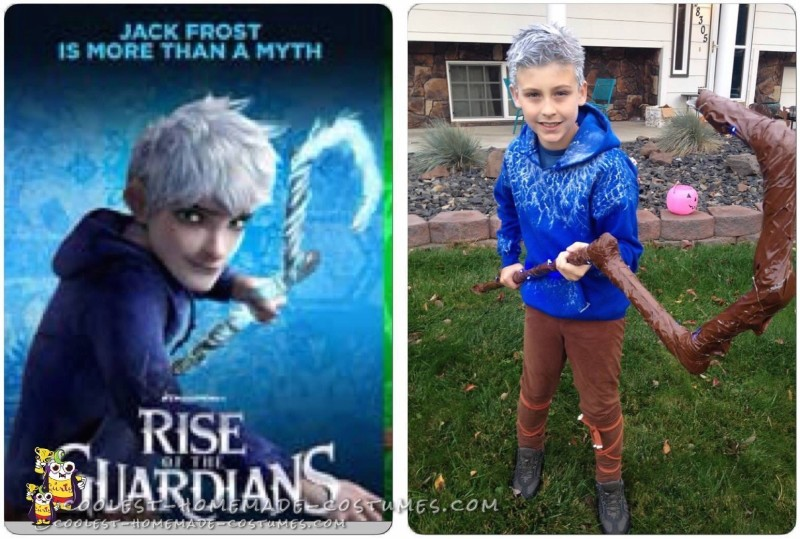 Cool Family Costume – Rise of the Guardians - 4