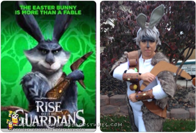 Cool Family Costume – Rise of the Guardians - 3