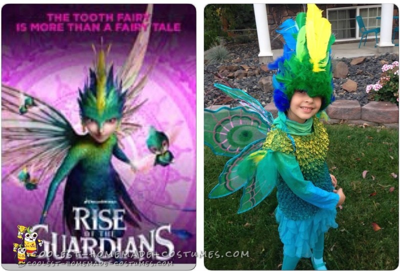 Cool Family Costume – Rise of the Guardians - 2