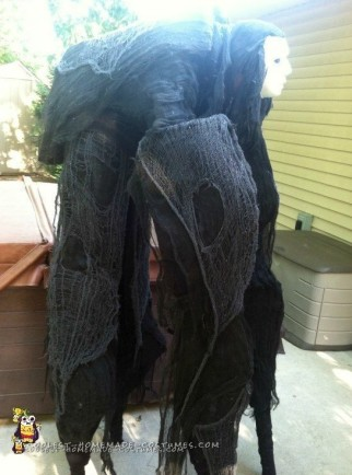 Stilt Spirit Shadow Strider Costume