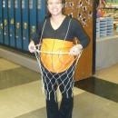 Slam Dunk Pregnant Belly Costume