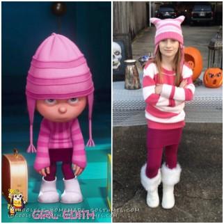 Despicable Me Family Halloween Costume Idea