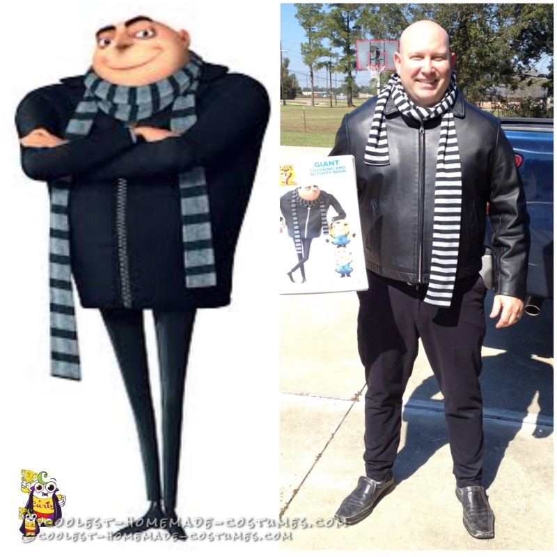 Despicable Me Family Halloween Costume Idea - 3