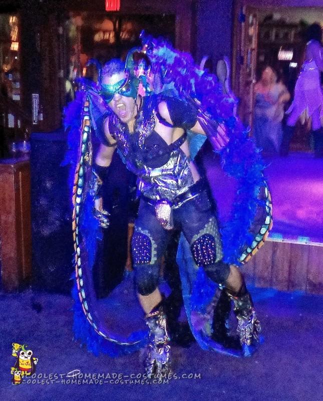 Gargoyle on the Dance  Floor