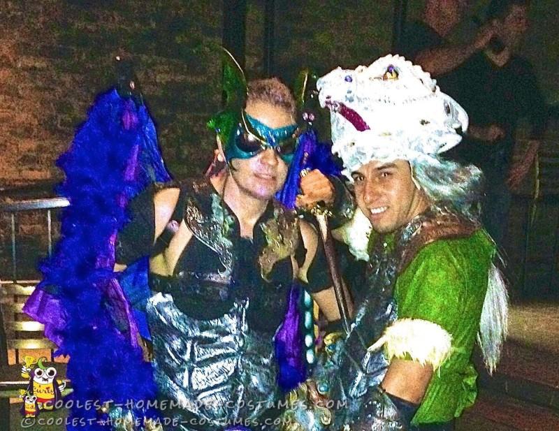 Gargoyle and Dragonslayer