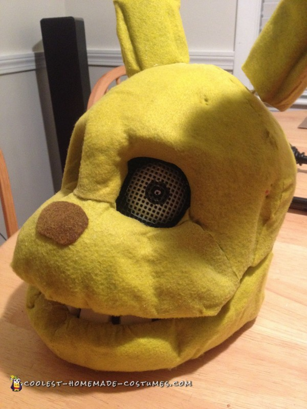 5 Nights at Freddy's Springtrap Costume