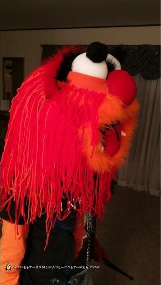 Animal and Beaker Costumes Bringing Joy to Nursing Home