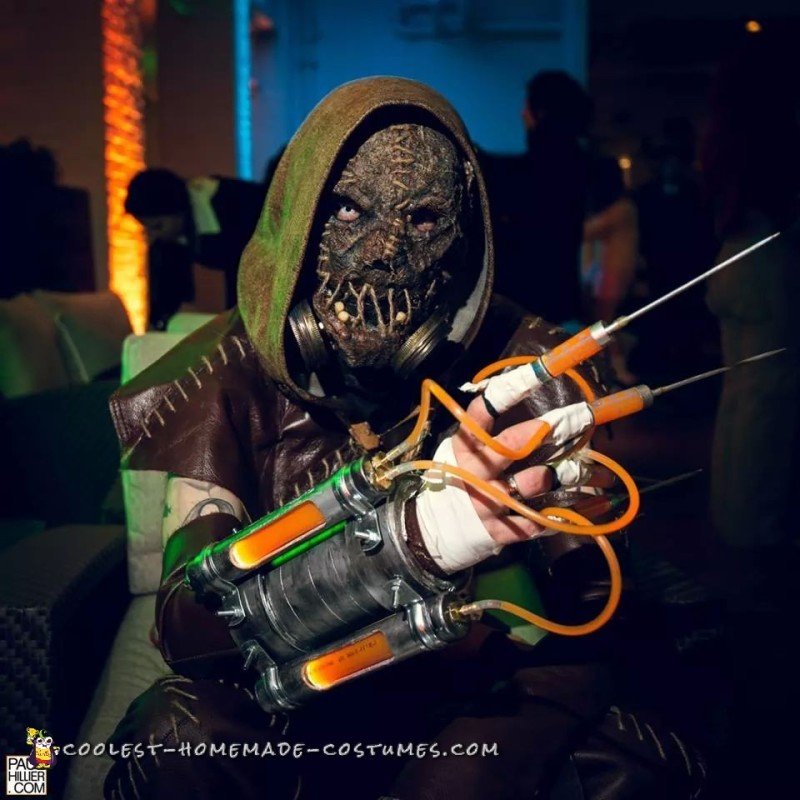 Arkham Asylum: Scarecrow Costume
