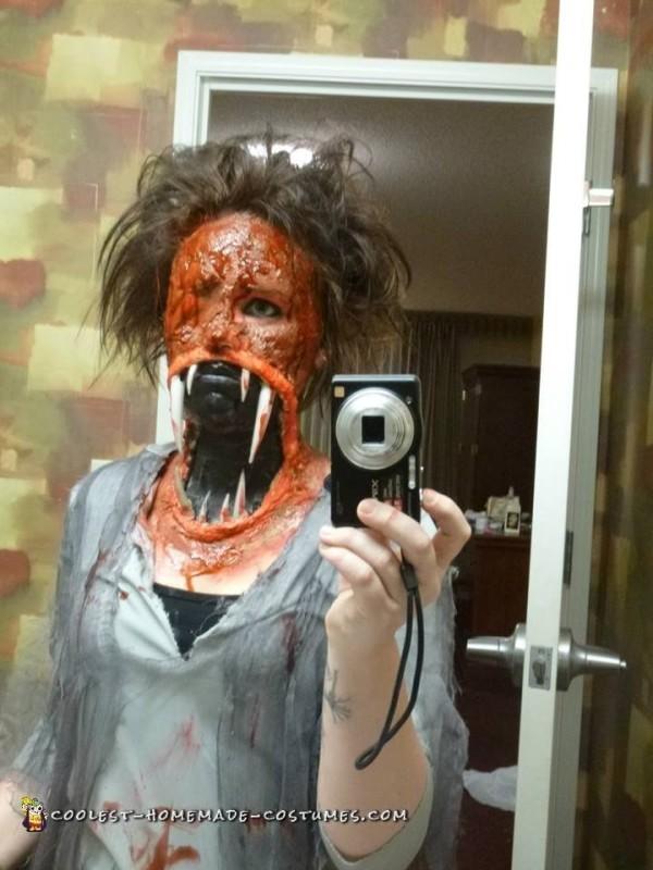 Scary Costume Idea: Award Winning One Eyed Monster