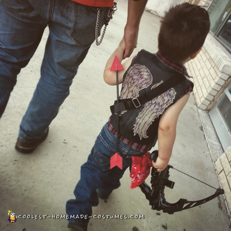 Daryl Dixon Toddler Costume