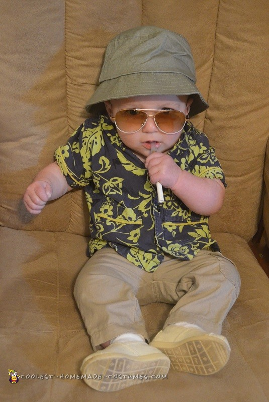 Cute Baby Costume: Raoul Duke