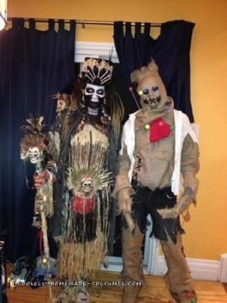 Coolest American Horror Story Costumes for a Couple