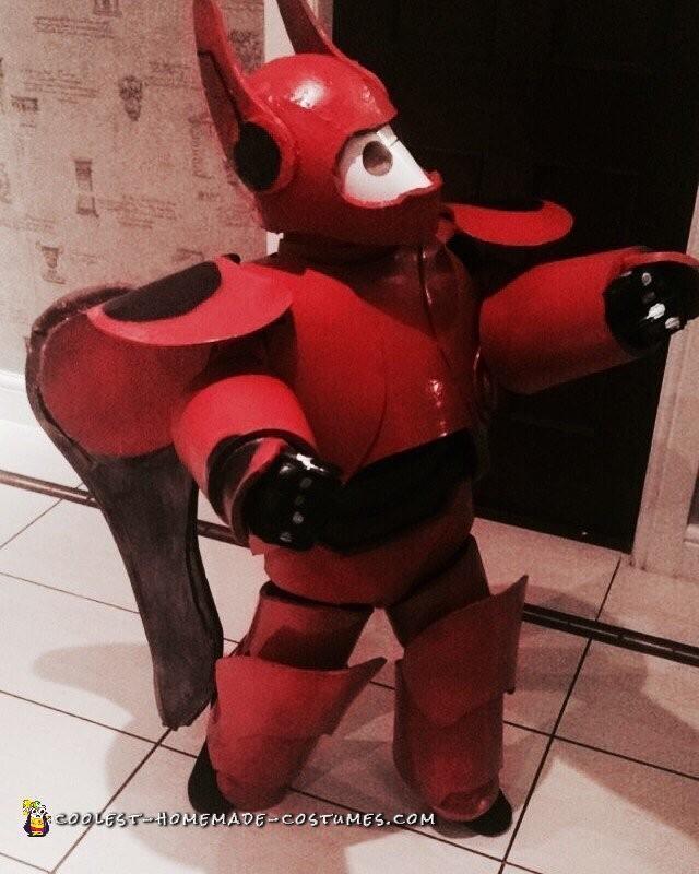 Amazing Baymax Cosplay Costume