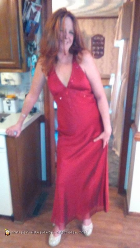 Grotesque Carrie Costume - 2