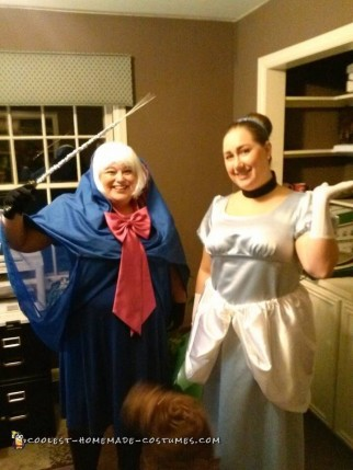 Cinderella's Fairy Godmother Plus Size