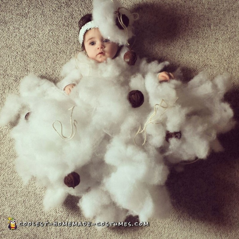Cloudy with a Chance of Meatballs Baby Costume - 2