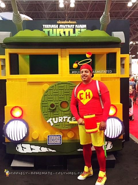 Comic Con Turtle Van