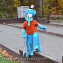 Squidward the Coolest Costume I've Ever Made