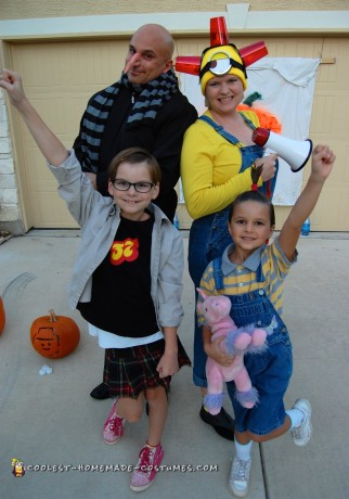 Coolest DIY Despicable Me Costumes
