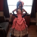 Coolest Lady Ciel Phantomhive Costume from Black Butler