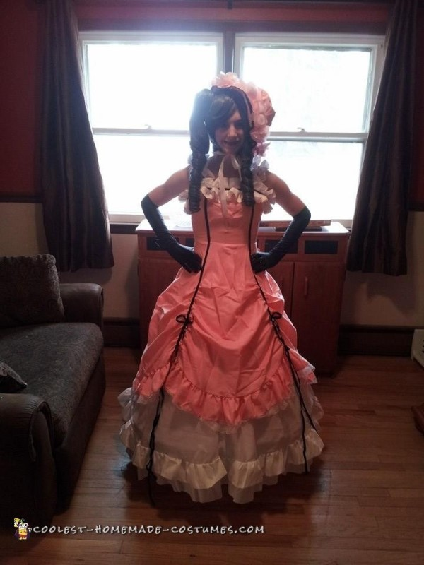This is the front of Lady Ciel!