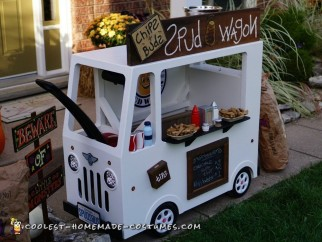 Coolest Spud Wagon Fry Truck Costume