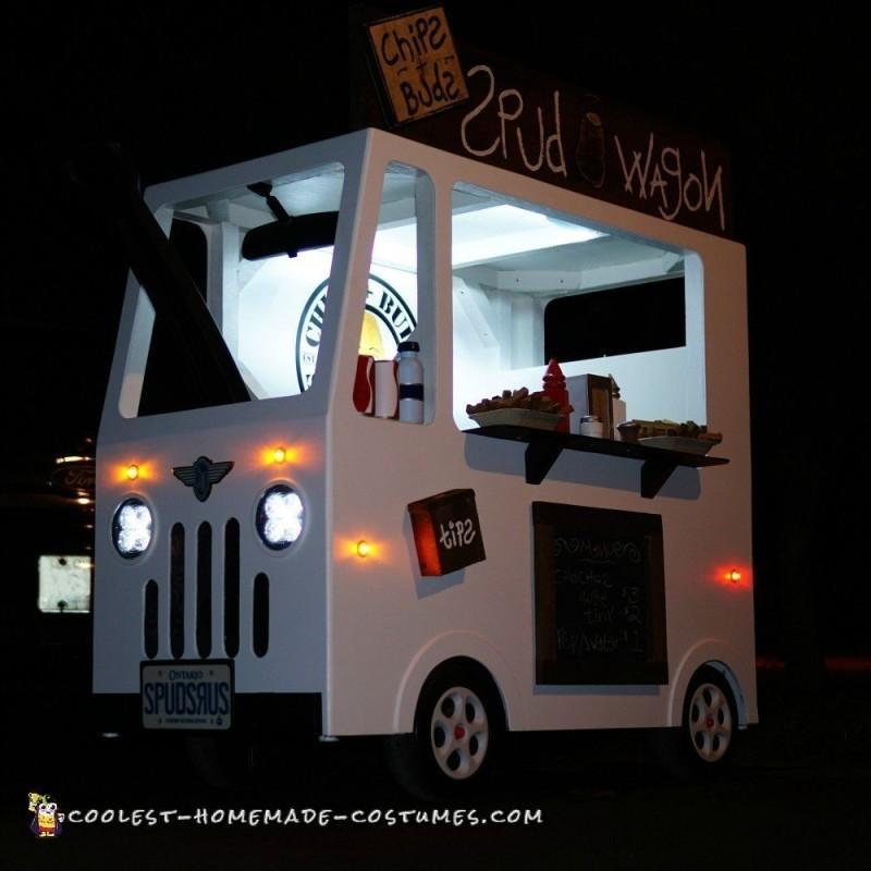 Spud Wagon Nightlife