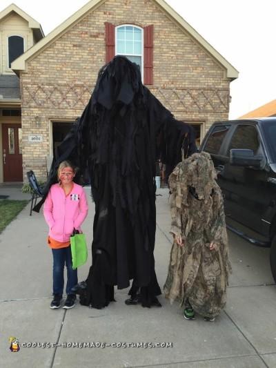 Ten Feet Tall Death Costume