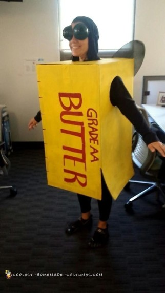 Butter-Fly Wordplay Costume