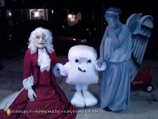 Doctor Who Alien Family Costumes