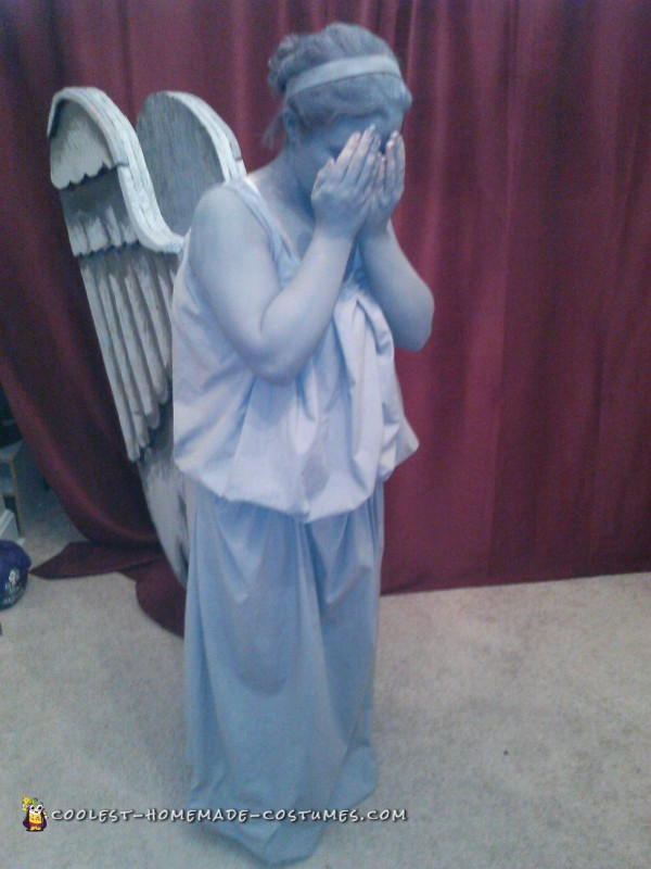 Doctor Who Alien Family Costumes - 6