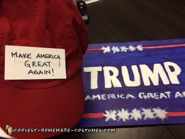 Hilarious Donald Trump Costume - 4