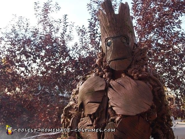 Earth-Made Groot Costume