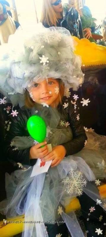 Elsa's Snow Storm Costume - 1