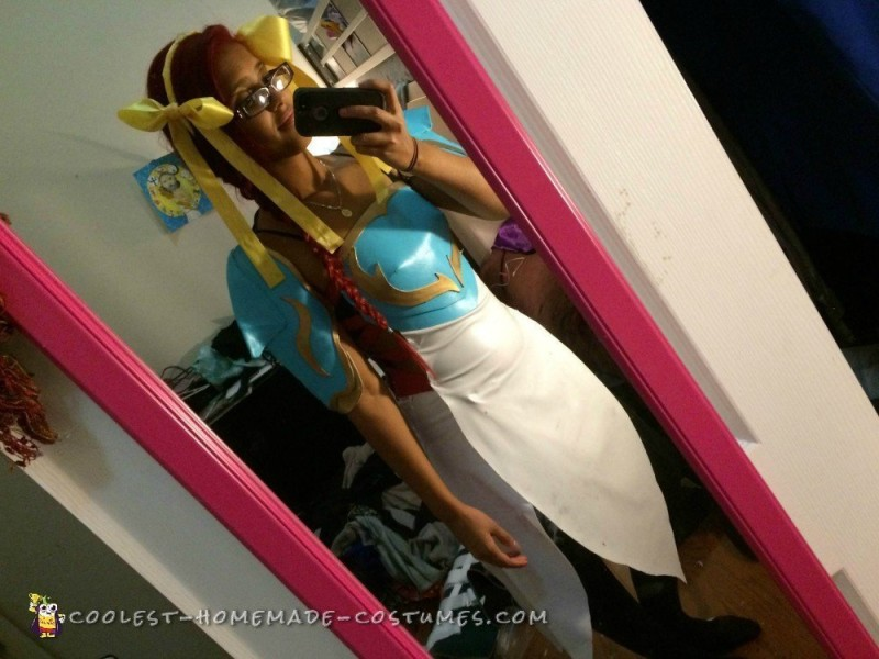 Erza Inspired Halloween Cosplay Costume