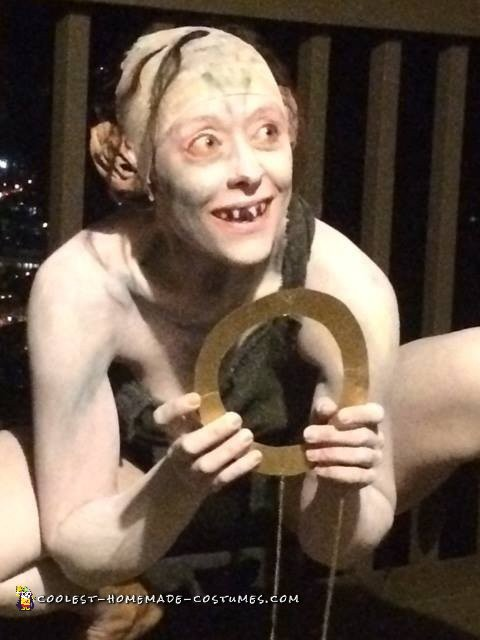 Gollum and THE RING!