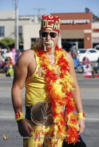 Cool Hulk Hogan Costume
