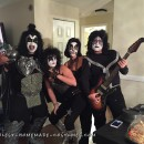 Homemade Costume from Hell - KISS the Demon