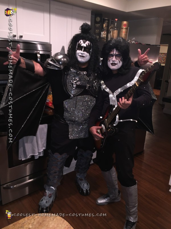 Homemade Costume from Hell – KISS the Demon - 1