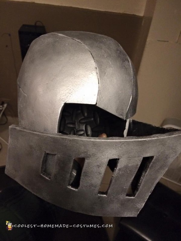 Homemade Knight of the Living Dead Costume - 4
