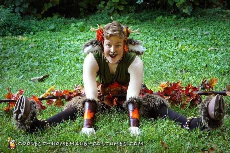 Renaissance Festival Faun Costume - 1
