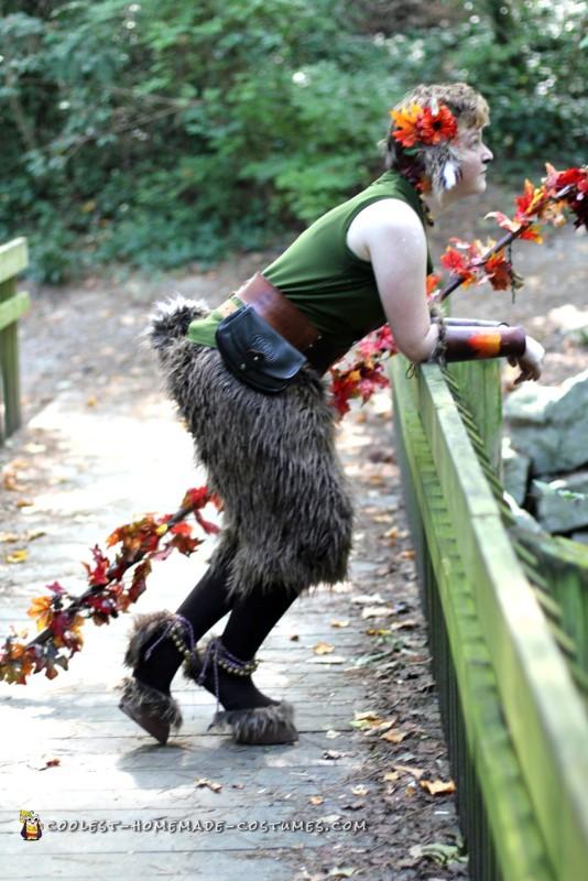 Renaissance Festival Faun Costume - 4