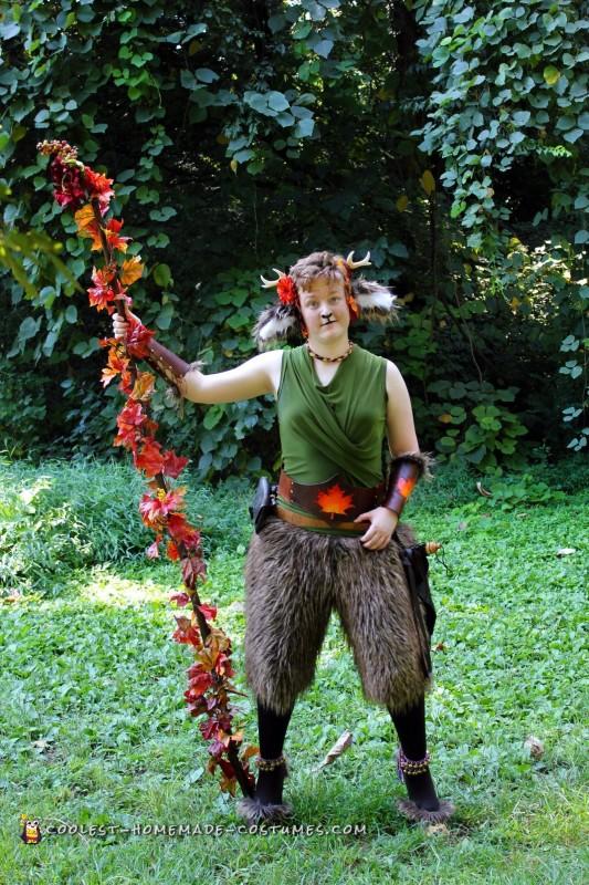 Renaissance Festival Faun Costume - 5