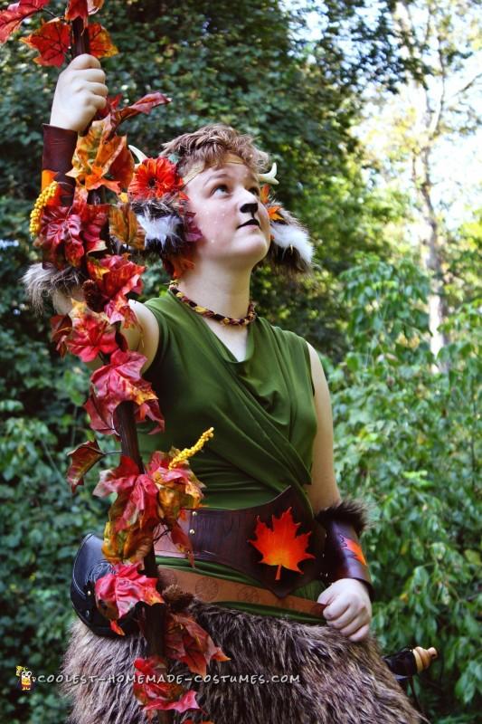 Renaissance Festival Faun Costume - 6