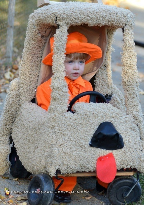 Mutt Cutts Van Dumb and Dumber Costumes